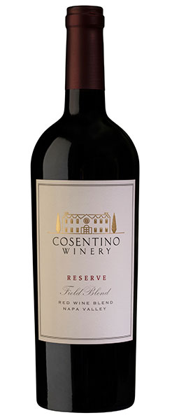 2014 Cosentino Winery Reserve Field Blend, Napa Valley, 750ml