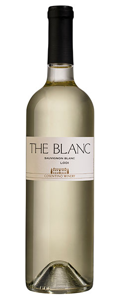 2016 Cosentino Winery THE Blanc, Lodi, 750ml