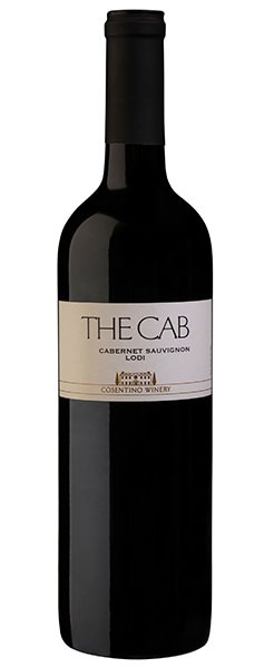 2017 Cosentino Winery THE CAB, Lodi, 750ml