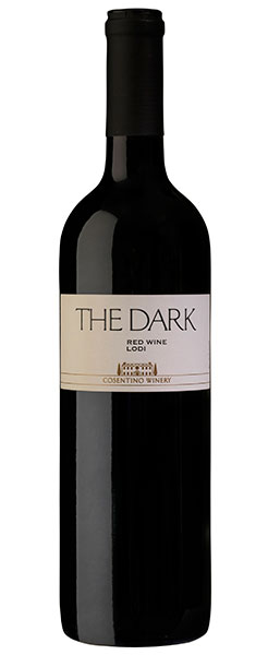 2016 Cosentino Winery THE DARK, Lodi, 750ml