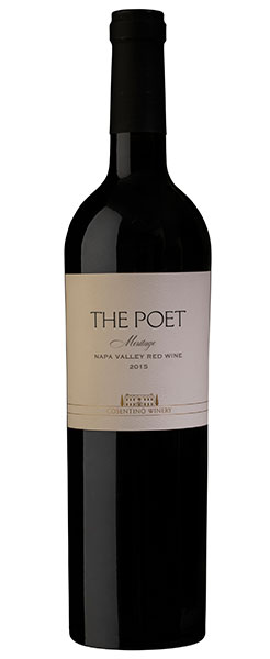 2015 Cosentino Winery THE Poet, Napa Valley, 750ml