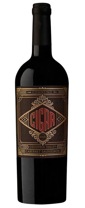 2016 CigarCab Cabernet Sauvignon, Columbia Valley, 750ml