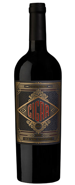 2016 CigarZin, Lodi, 750ml