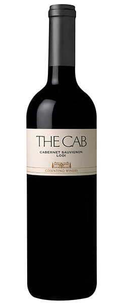 2015 Cosentino Winery THE CAB, Lodi, 750ml