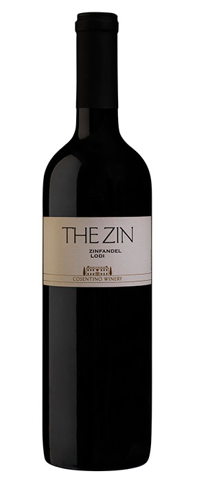 2017 Cosentino Winery THE ZIN, Lodi, 750ml
