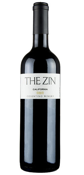 2015 Cosentino Winery THE ZIN, Lodi, 750ml