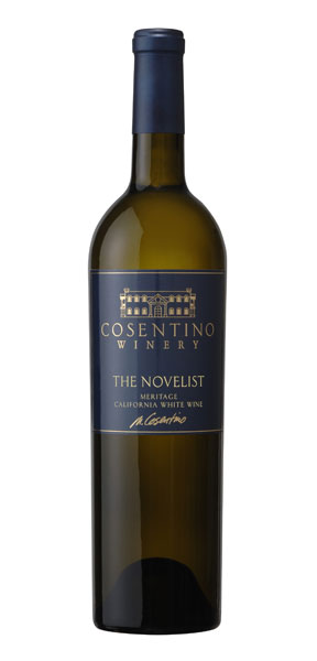2011 Cosentino Winery The Novelist, White Meritage, California, 750ml