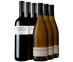 The Chard & The Cab 6 Pack