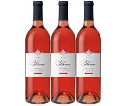 Vintage Wine Estates Sonoma Harvest - White Zinfandel 3-Bottle Wine Set