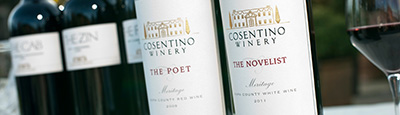 Shop Cosentino Wine Online