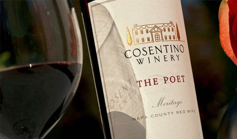Wine Tasting at Cosentino
